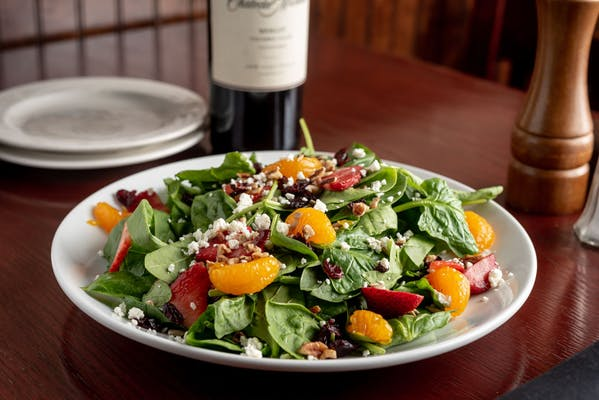 Sensational Spinach Salad