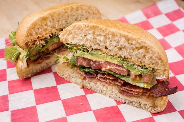 B.L.A.S.T. Sandwich