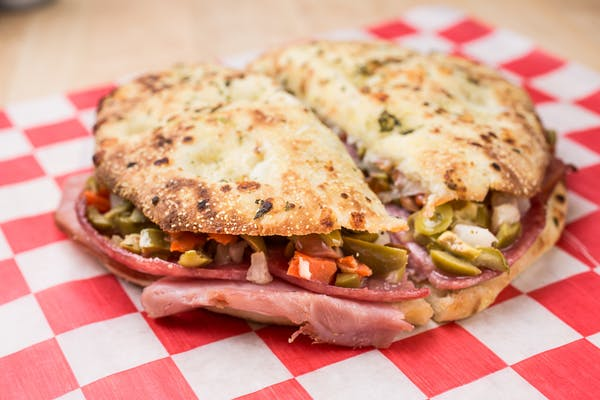 Wednesday Special: Pizzaletta or Muffaletta