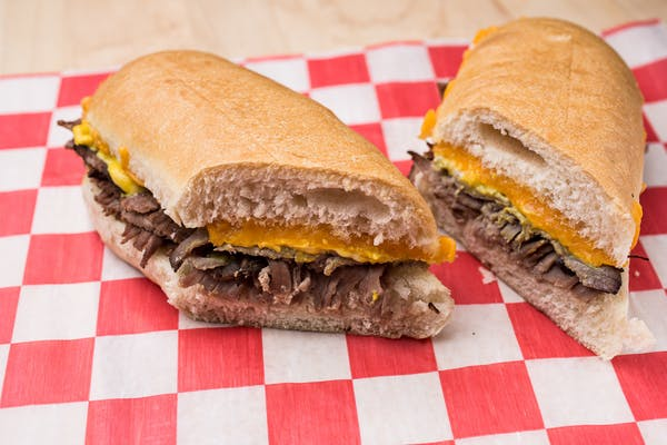 Thursday Special: Ham or Steak Cheese