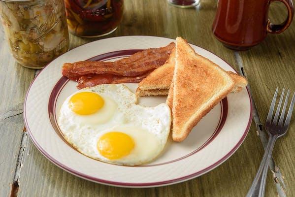 Chemiria's Breakfast Platter