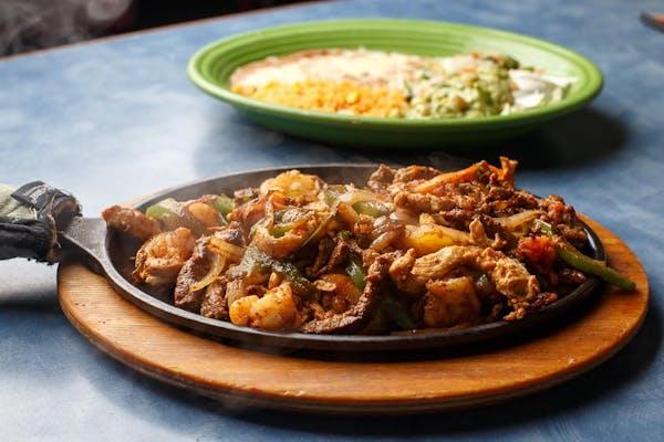 Fajitas Picante's Grill