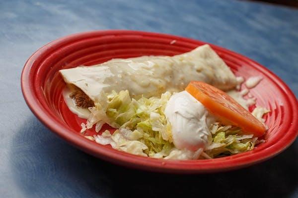 72. Burrito Special