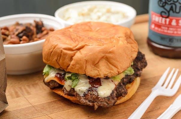 Burger Combo #2