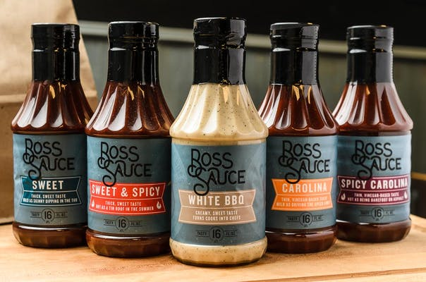 Boss Sauce Set