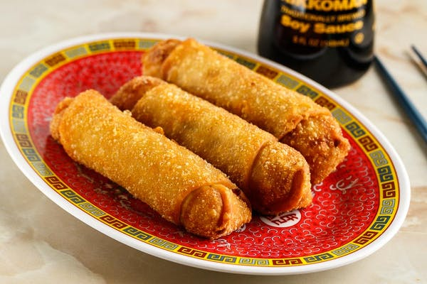 A1: Egg Roll or Spring Roll