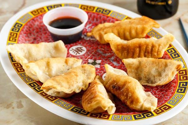 A5: Fried or Steamed Dumplings