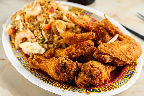 W6: Wings & House Special