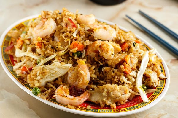 F6: House Special Fried Rice