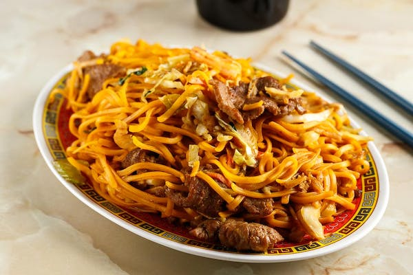 LM6: House Special Lo Mein