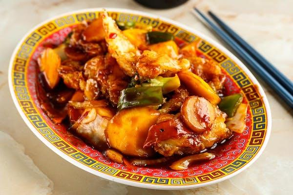C12: Mango Chicken