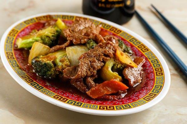 B1: Beef w/ Broccoli