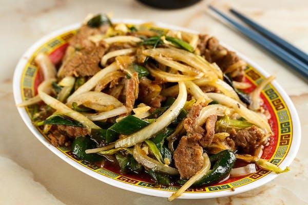 B3: Mongolian Beef