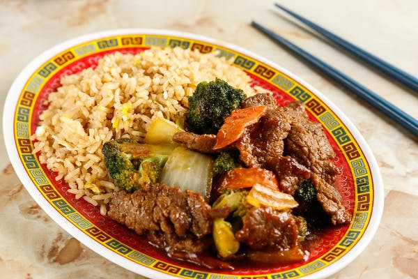 L4: Beef with Broccoli