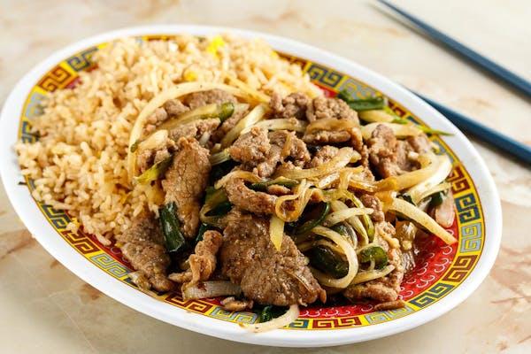 L8: Mongolian Beef