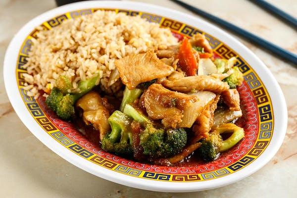 L12: Chicken Broccoli