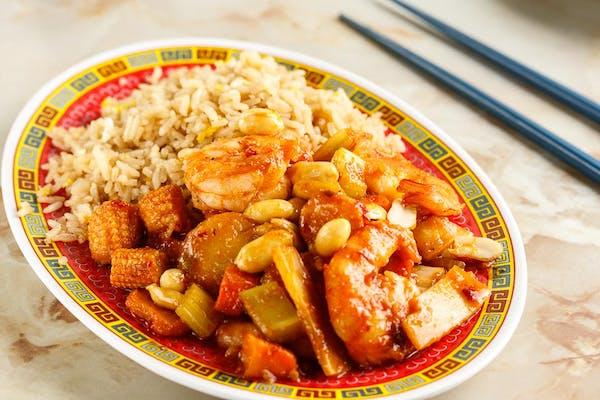 L17: Kung Pao Chicken