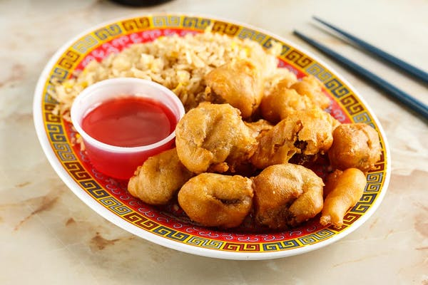L20: Sweet and Sour Pork