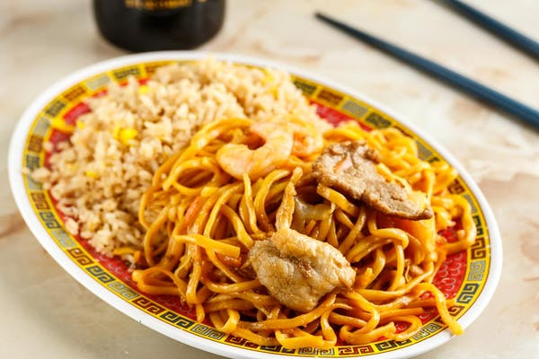 L29: House Special Lo Mein