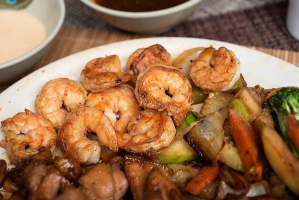 Shrimp Entrée