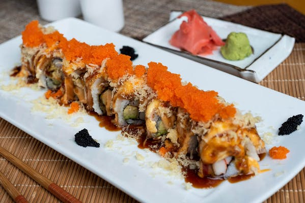 Kyoto Special Roll