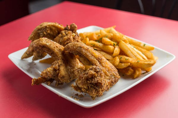 Scooter Wings