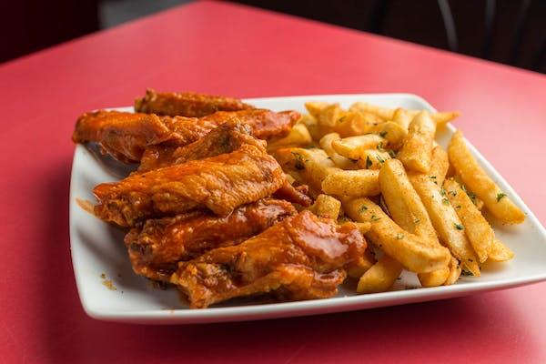 Wings & Fries