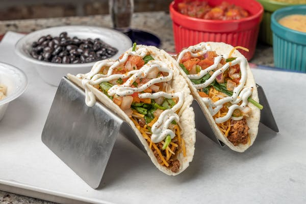 Build Your Own Tacos
