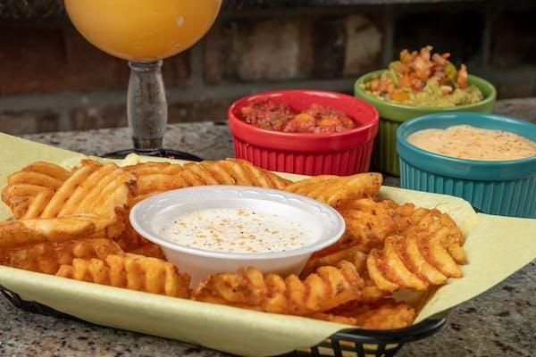 Ranch-Seasoned Waffle Fries