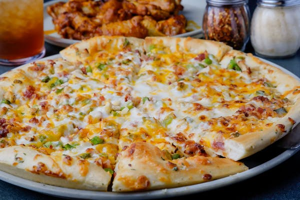 Chicken Bacon Ranch Pizza (Large)
