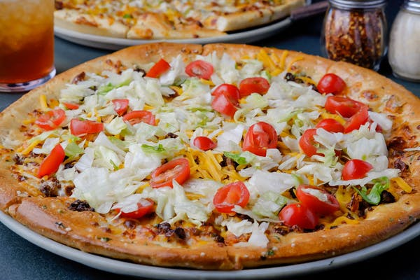 Fiesta Pizza (Large)