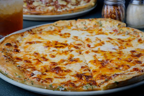 Triple Cheese Pizza (Large)