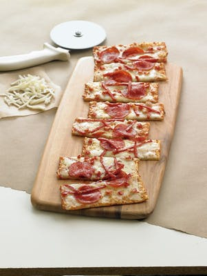 Pepperoni Extreme Flatbread
