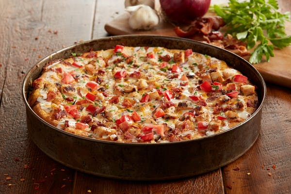 Chicken Bacon Ranch Pizza - Mini