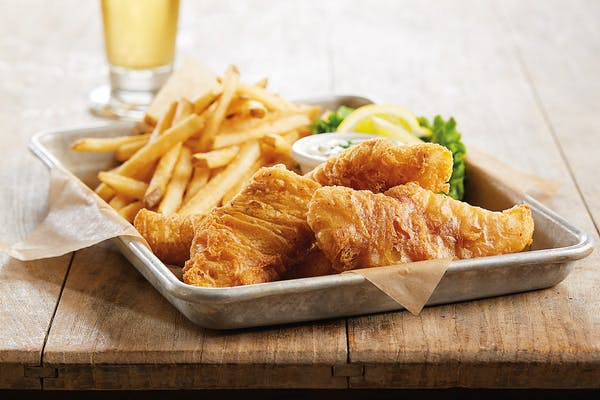 BJ's Brewhouse Blonde® Fish 'N' Chips