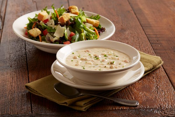 Soup And Salad Combo