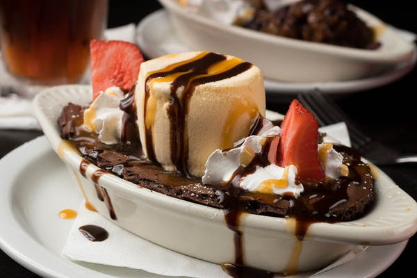 The Gin's Chocolate Brownie Explosion