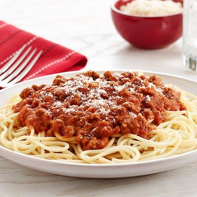 Tuesday Loose Meat Spaghetti