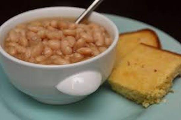 Monday Beans & Rice Dinner