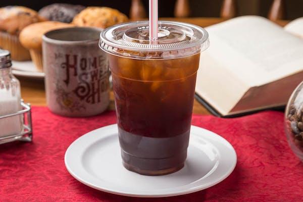 Black Iced Coffee