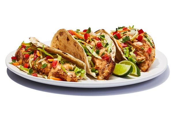 Fish Tacos Grilled