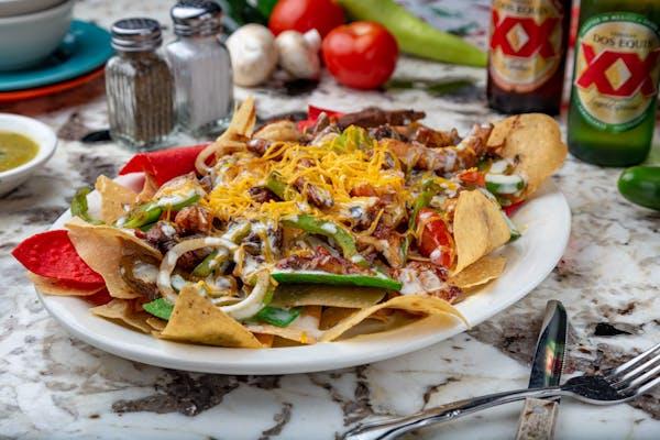 "Margarita's ""Texas"" Nachos"