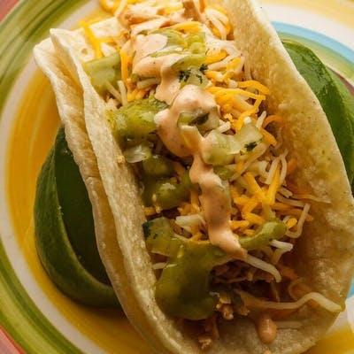 Baja Chicken Taco