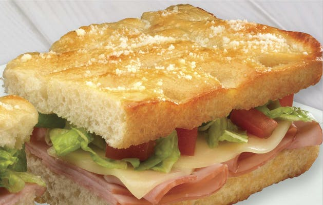 Ham & Cheese Jetzee Sandwich