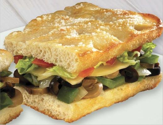 Veggie Jetzee Sandwich