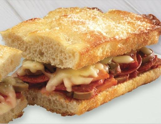 Pizza Jetzee Sandwich