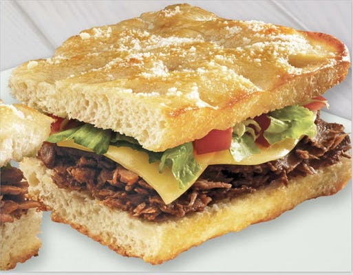 Steak & Cheese Jetzee Sandwich
