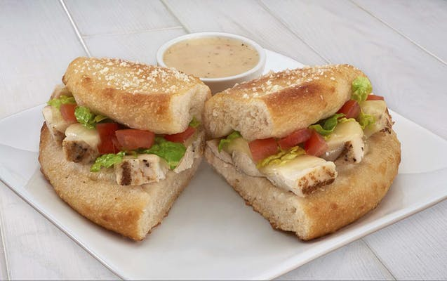 Grilled Chicken Deli Boat