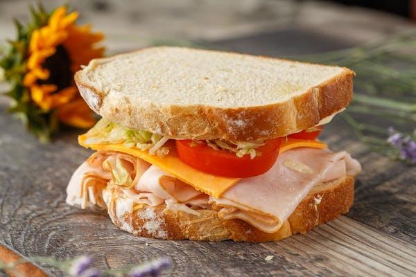 The Original Turkey & Cheddar Sandwich