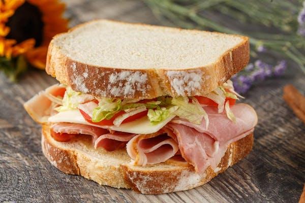 The Original Ham & Swiss Sandwich